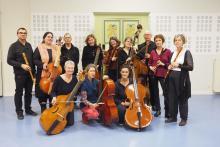 les 12 musiciens