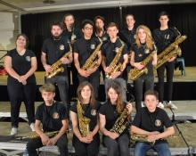 Saxissimo ensemble de saxophones